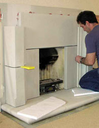 Fireplace Fitting