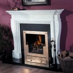 Alhambra Marble Fireplace