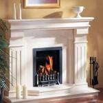BridgeCrema Marble Fireplaces